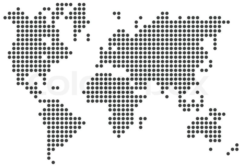 World map stock vector colourbox gumiabroncs Choice Image