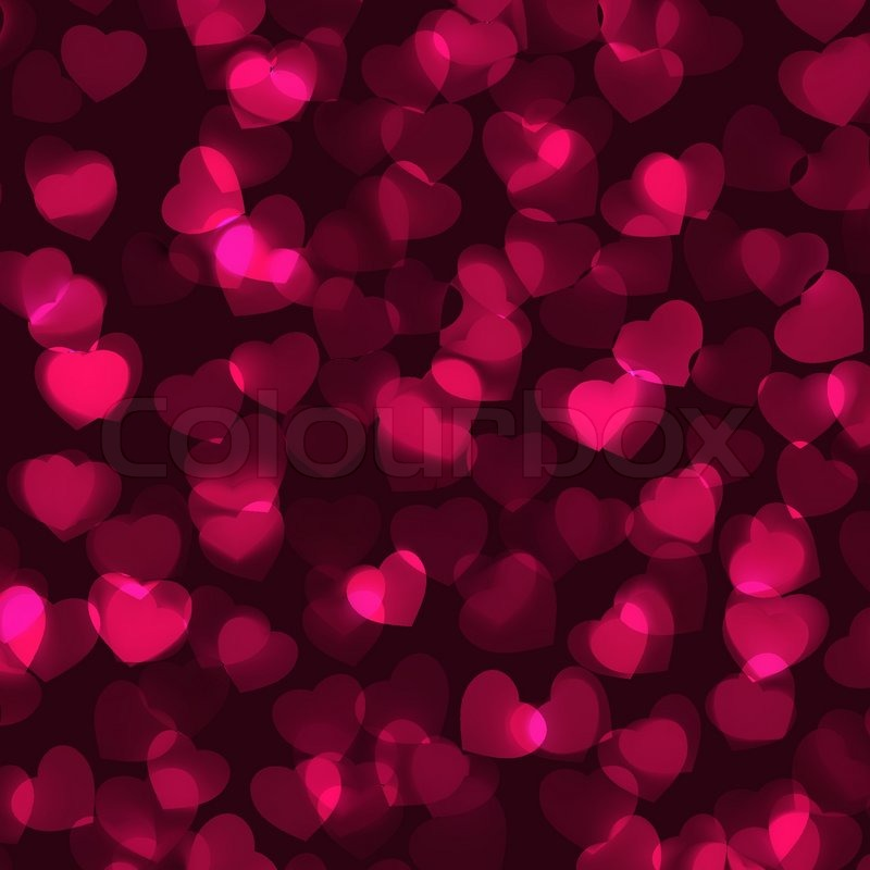 valentine s day romantic background eps 8 stock vector