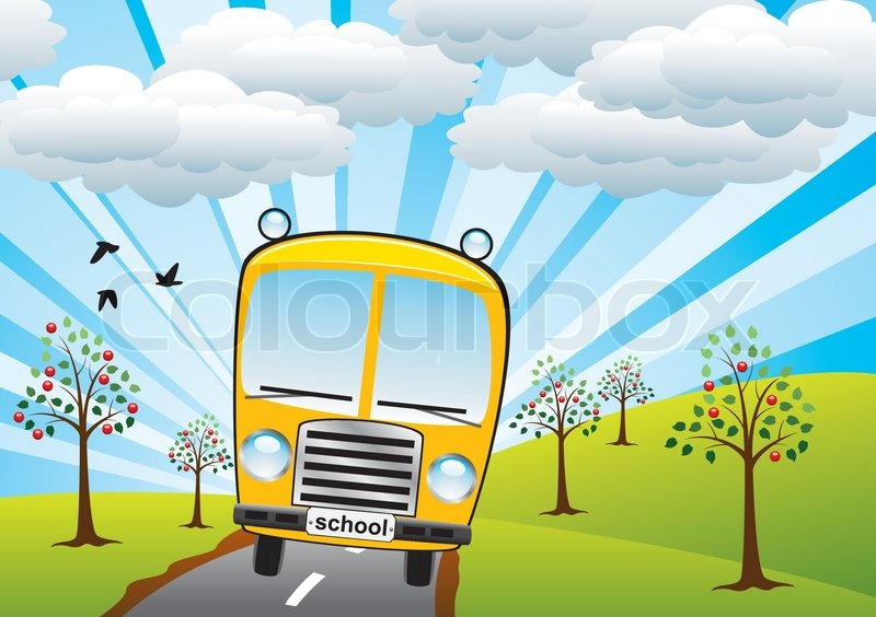 http://www.colourbox.com/preview/3883980-186197-vector-school-bus-and-sunrise.jpg