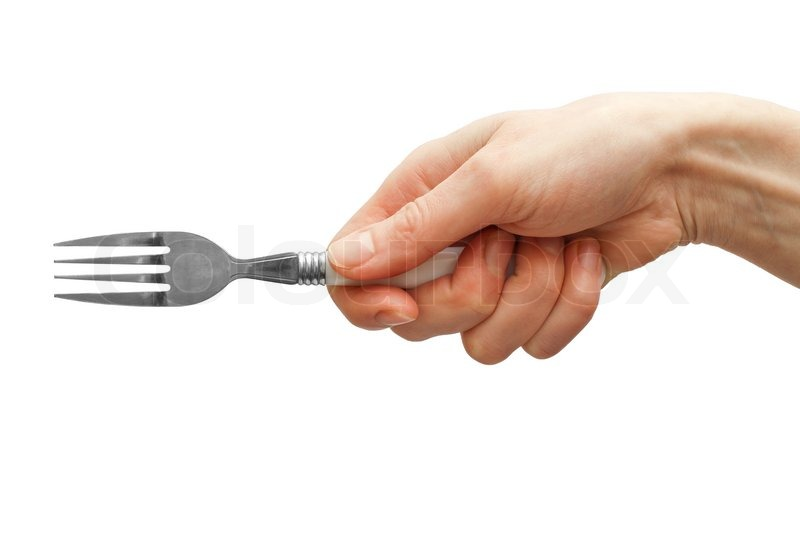 Hand Holding Fork Drawing 39 Woman Hand Holding Fork 39