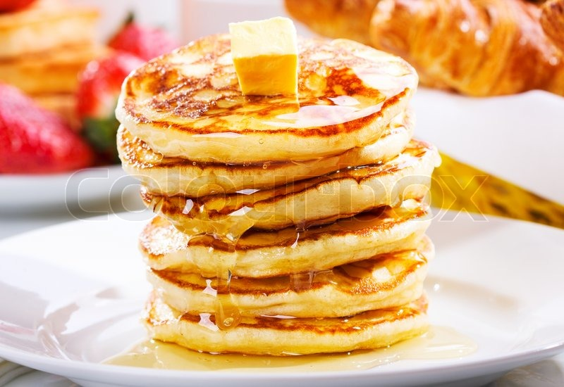 Image result for stack of pancakes