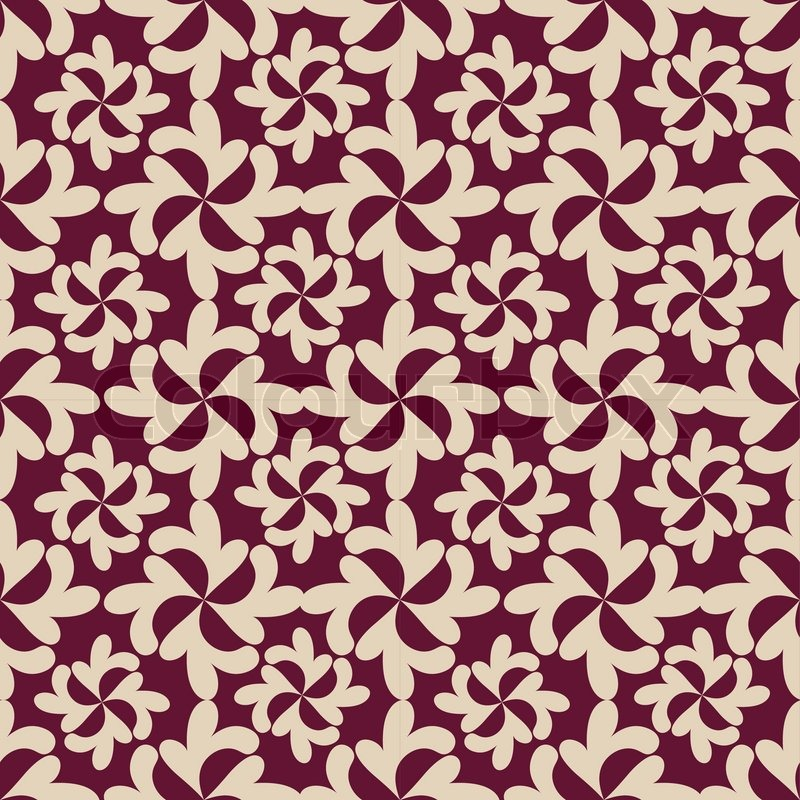 Abstract backgrounds, damask ornament, classic seamless pattern, vector  wallpaper, floral fashion fabric and arabesque wrapping with graphic  element for ...