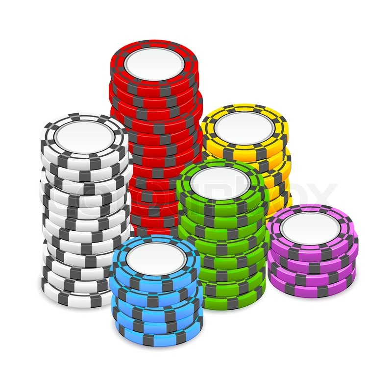 Casino pokerchips 5