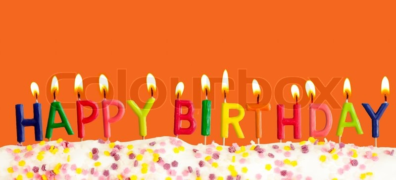 Happy Anniversary Cake And Champagne