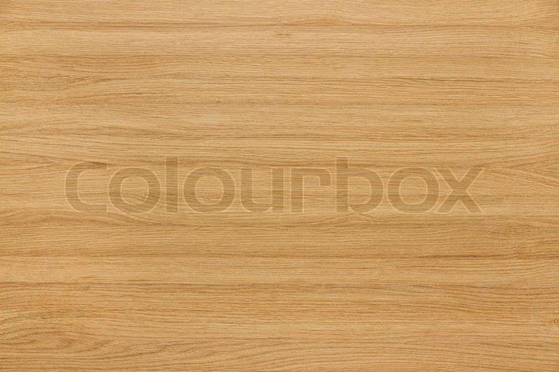Texture Of Natural Oak Wood Stock Photo Colourbox
