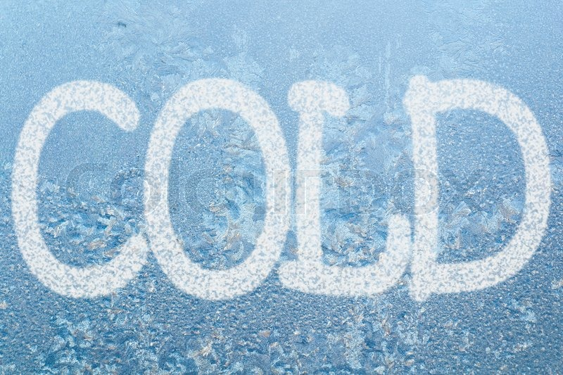 Letter Word For Frost