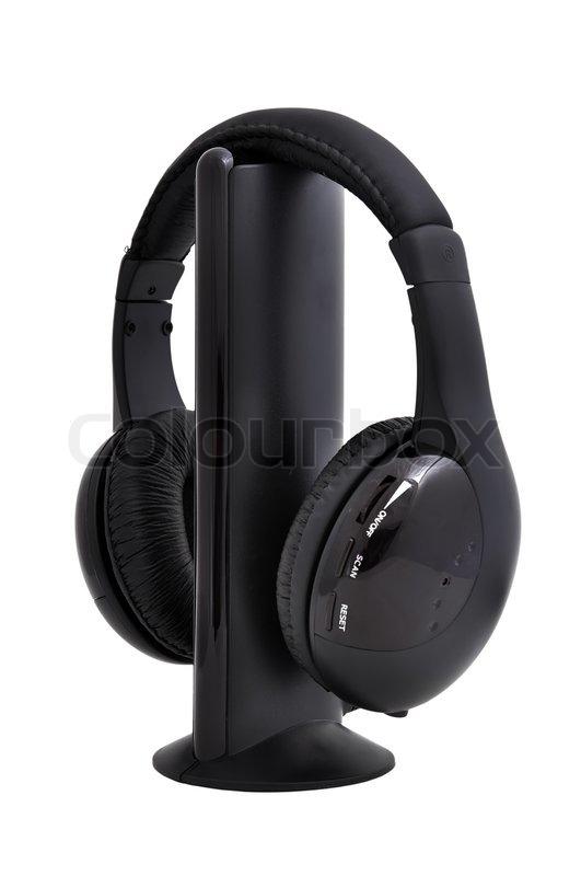 how to set up innovative technology wireless headphones