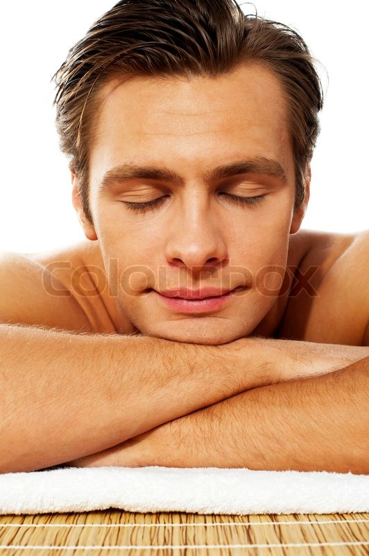 Displaying (17) Gallery Images For Closed Eyes Man...
