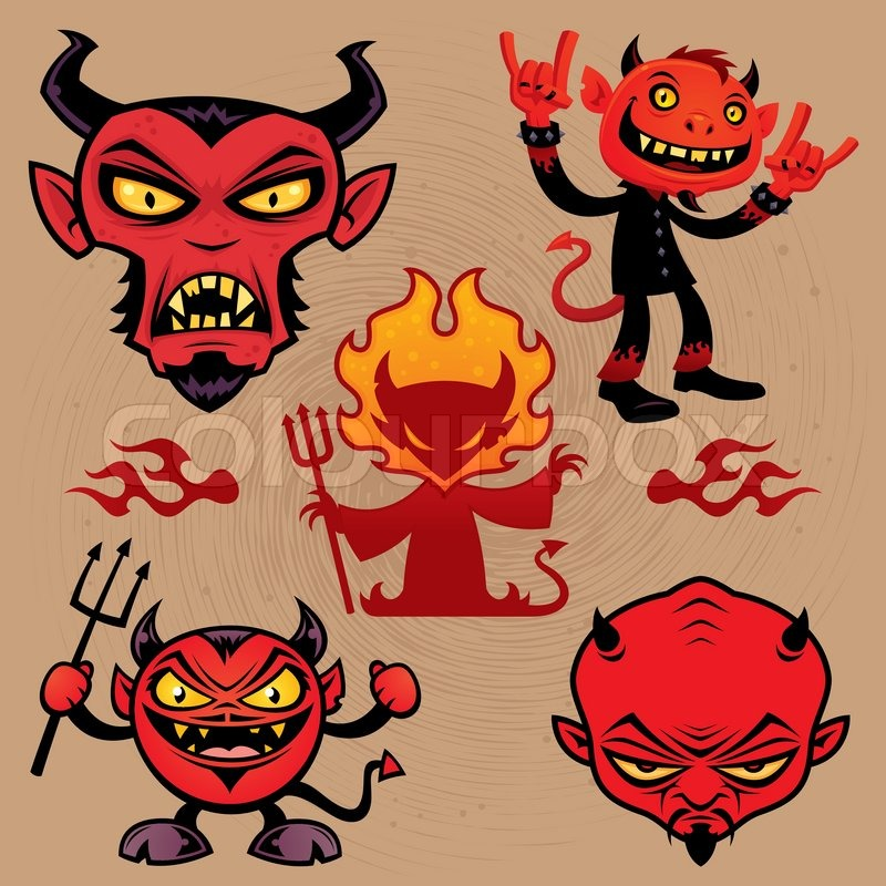Cartoon Devil Collection