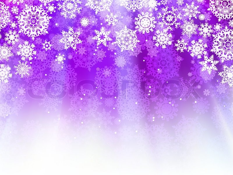 christmas light purple background eps 8 stock vector colourbox