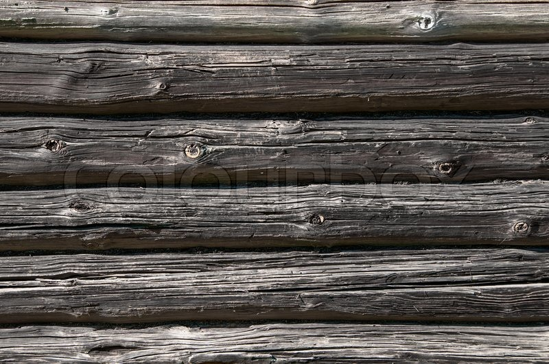 Log Wallpaper With The Texture Of Logs ~ Wooden logs background wood texture stock photo colourbox