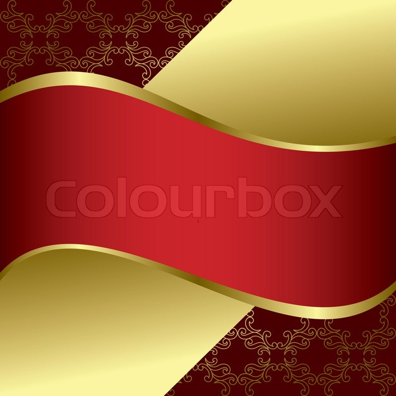 red golden background - photo #33