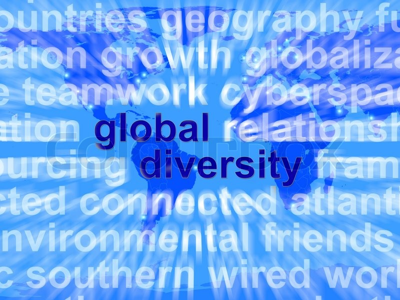 Diversity in the face of globalization