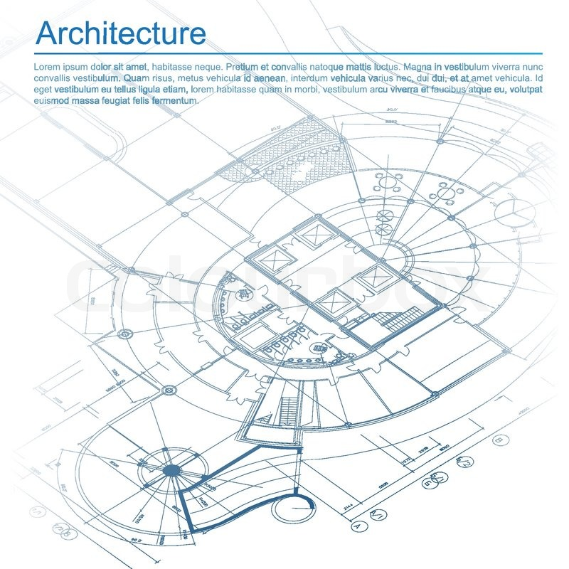 Architectural background part of architectural project part of architectural project architectural plan technical project drawing technical letters architect at work architecture planning on paper ccuart Choice Image