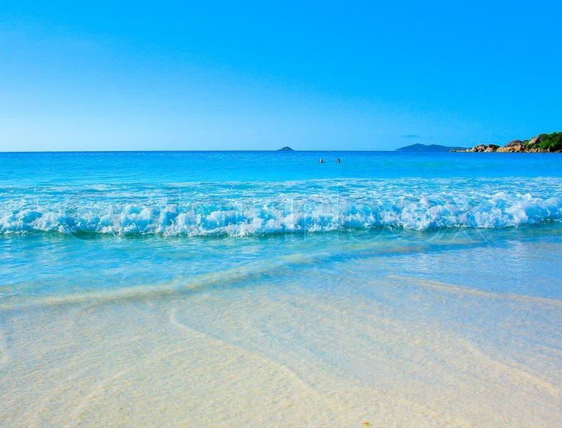 Summer Resort Sea | Stock image | Colourbox