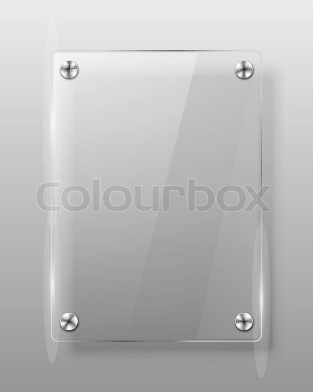 glas rahmen vektorgrafik colourbox. Black Bedroom Furniture Sets. Home Design Ideas