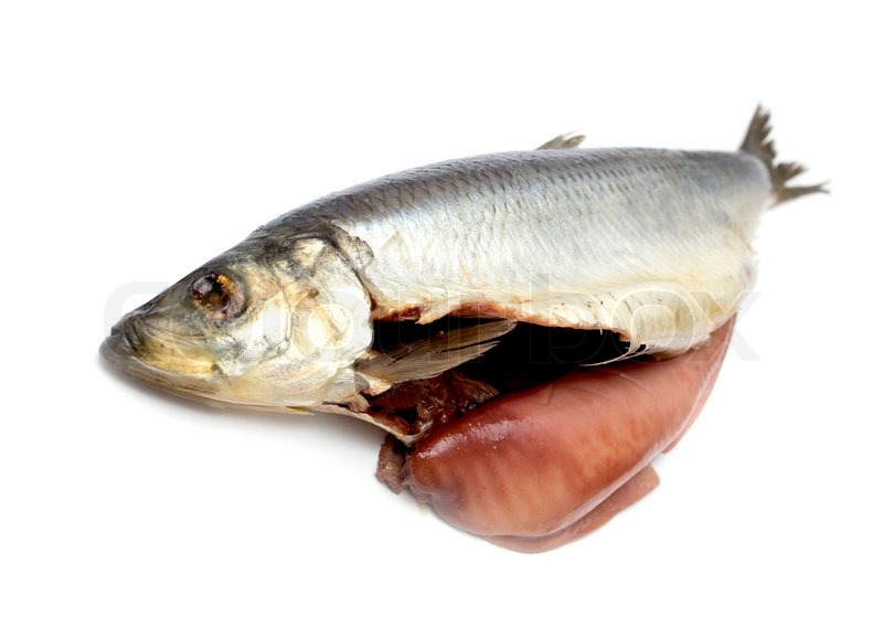 how to cook salted herring