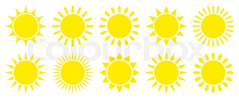 800+ kostenlose Sonne & Sommer Vektorgrafiken - Pixabay