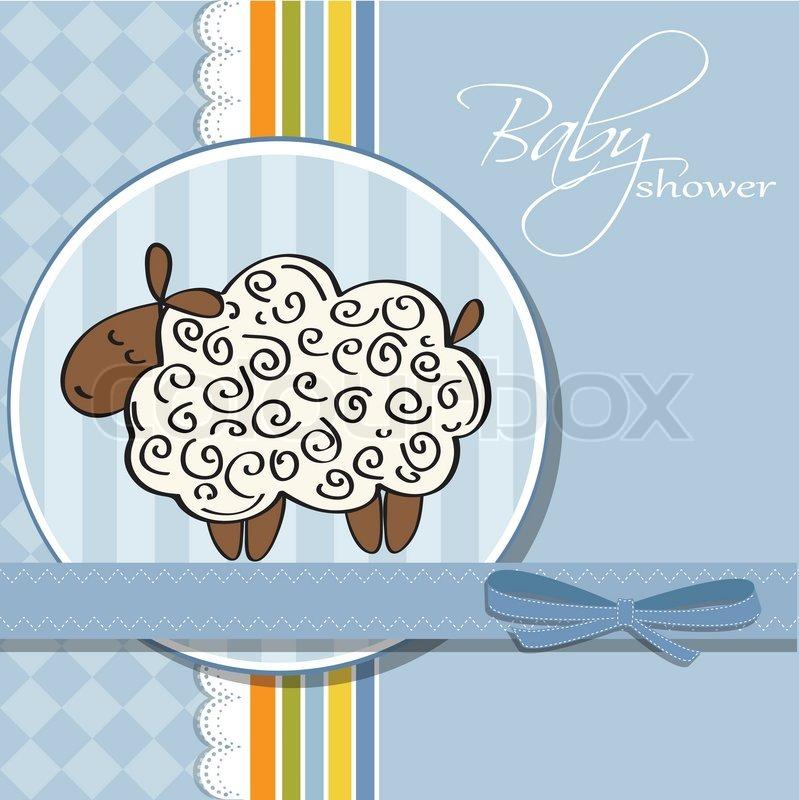 Sheep Shower