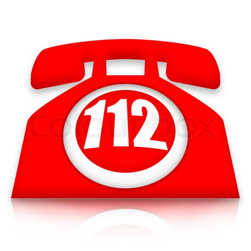 112 emergency phone stock photo colourbox Free Clip Art for Medical Use Medical Clip Art Free Downloads