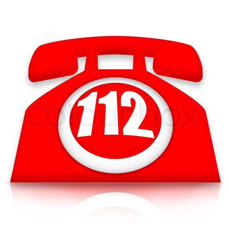 112 alarm