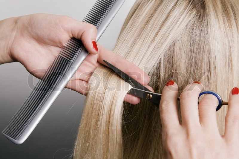 Frisur schneiden anleitung