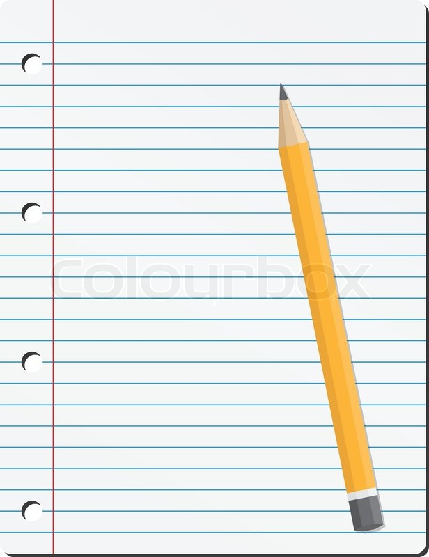 Printable Writing Paper School Paper Lined Paper Ruled