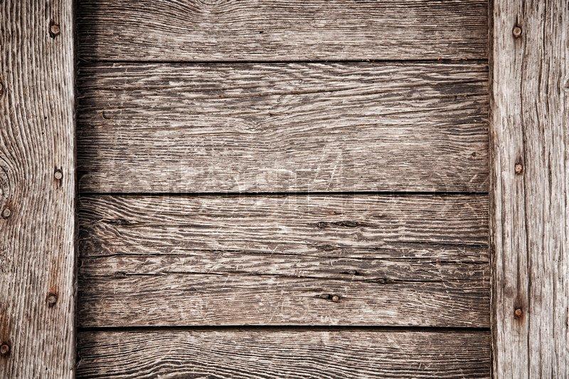 Old wood. Vintage background | Stock Photo | Colourbox