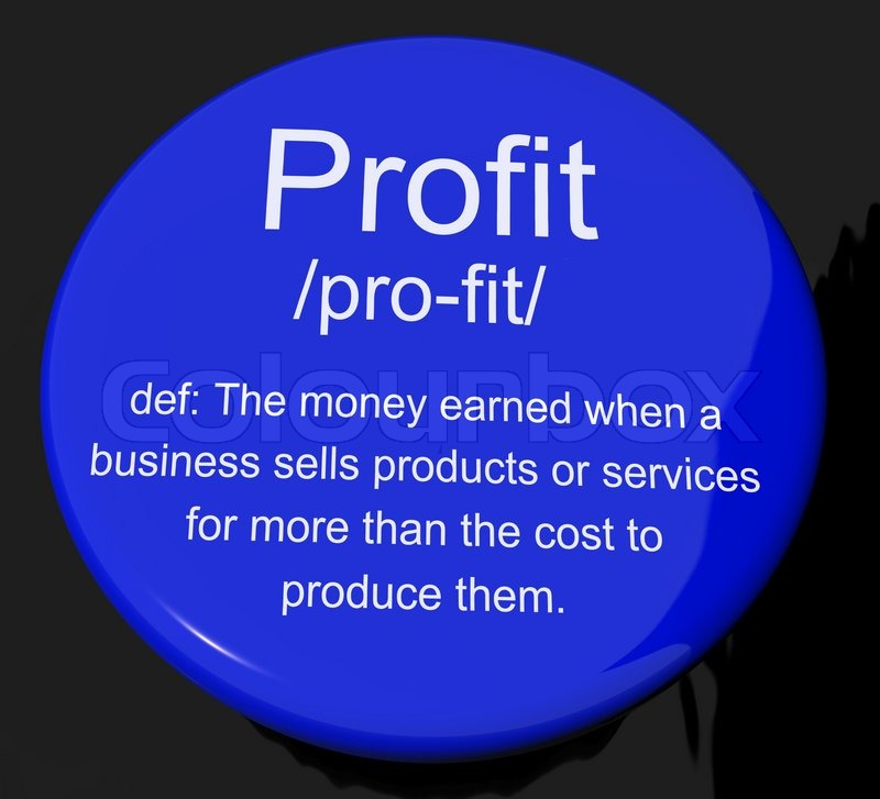 how you define the term 'profit' Some examples of profitability ratios are profit margin, return on assets (roa) and return on equity  the term return in the roa ratio customarily refers to net profit or net income, the amount.