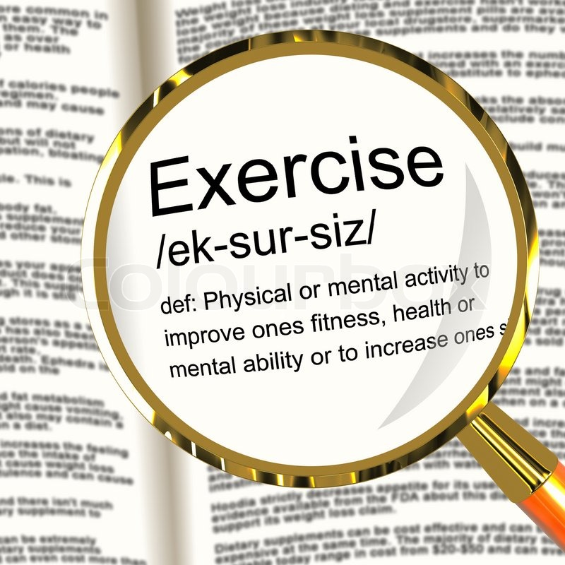 Definition of exercising stock options