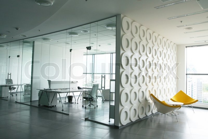 Stock image of 'Interior'