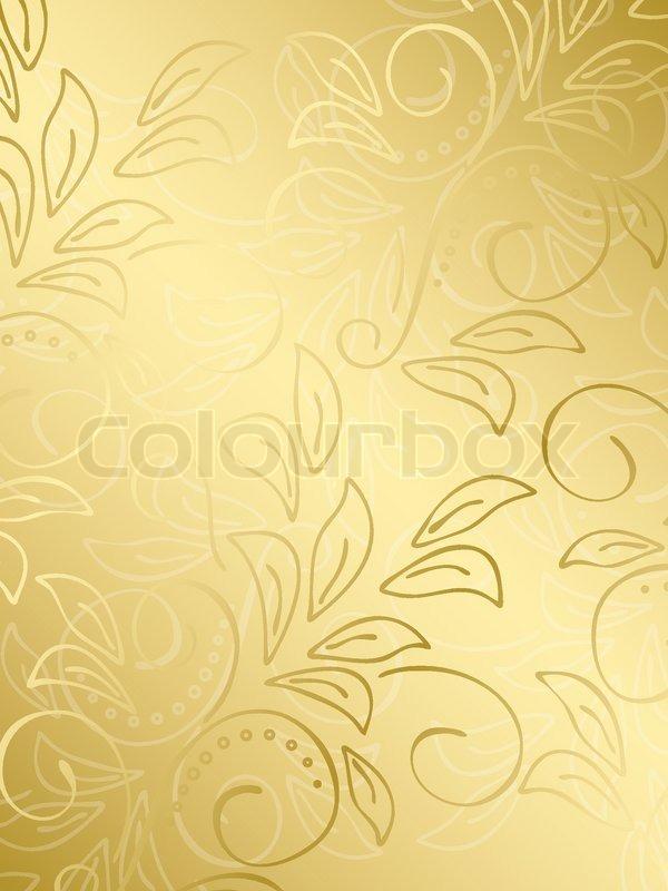 Gold Gradient Vector Gradient Vector Vector