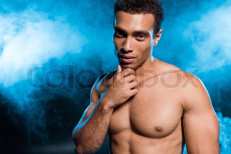 Sexy mixed race men