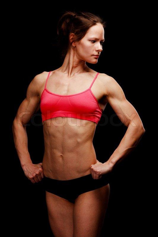 That Black female bodybuilders posing consider, that