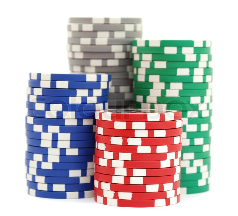 Poker Chip Stack Png