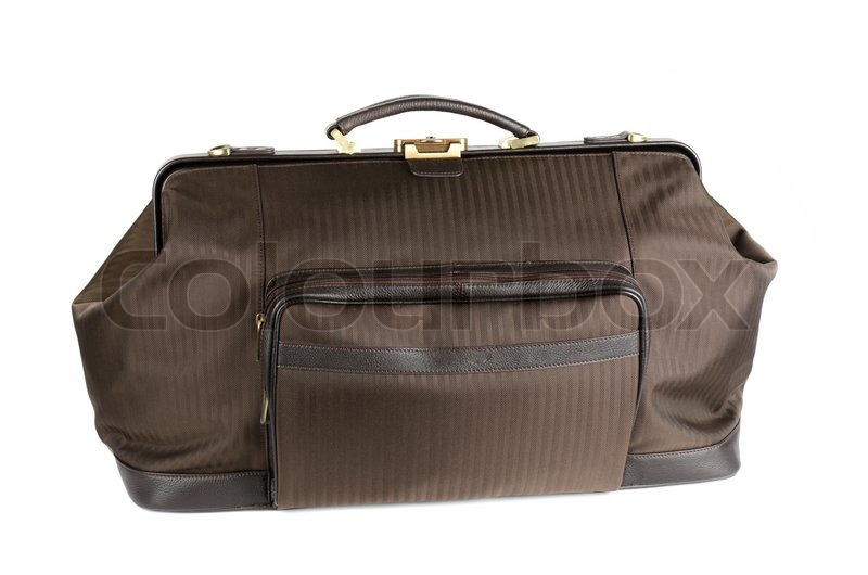 Stock image of 'Travel bag'