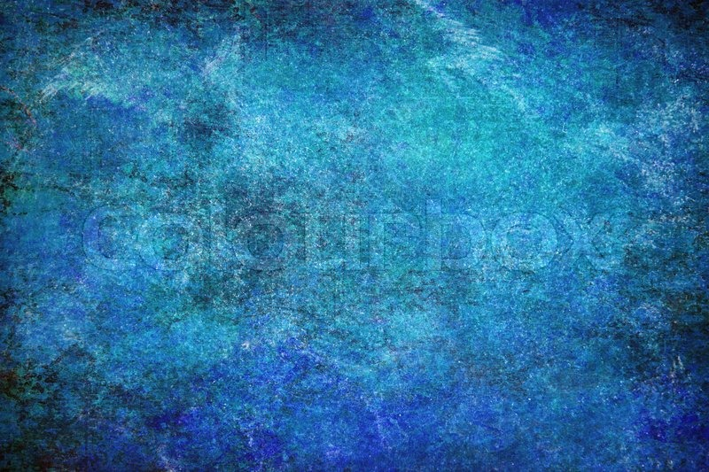 Stock image of 'Blue grunge textured abstract background for multiple ...