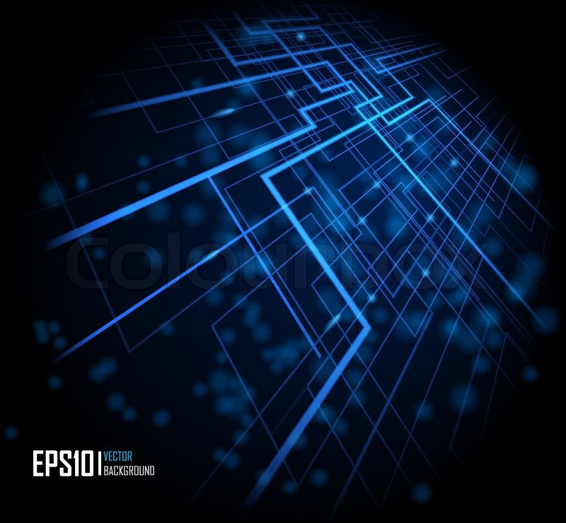 futuristic vector background - photo #16