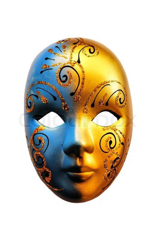 carnival mask stock photo colourbox