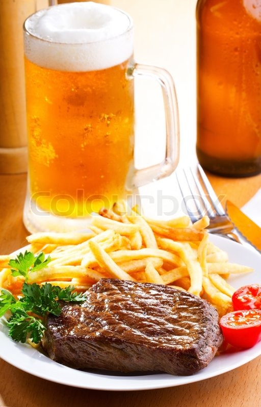 Best Beer To Drink With Steak