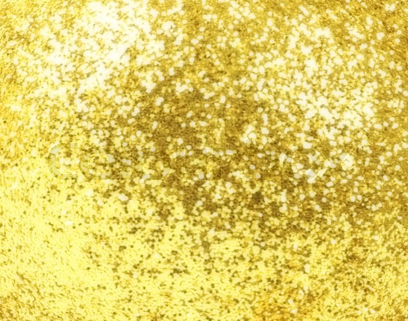 Golden Texture Stock Photo Colourbox