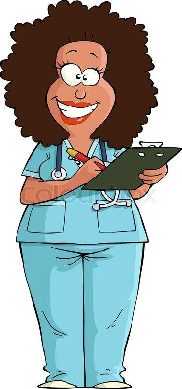 foto de Nurse Stock Vector Colourbox