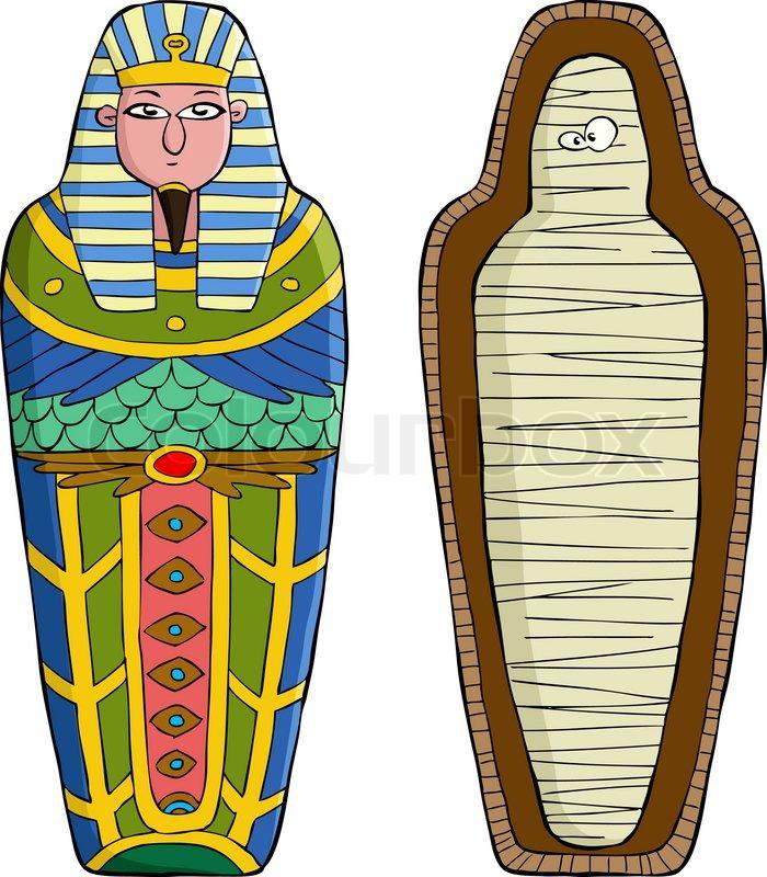 Los 10 pasos de la momificación - Egipto, el imperio de ...