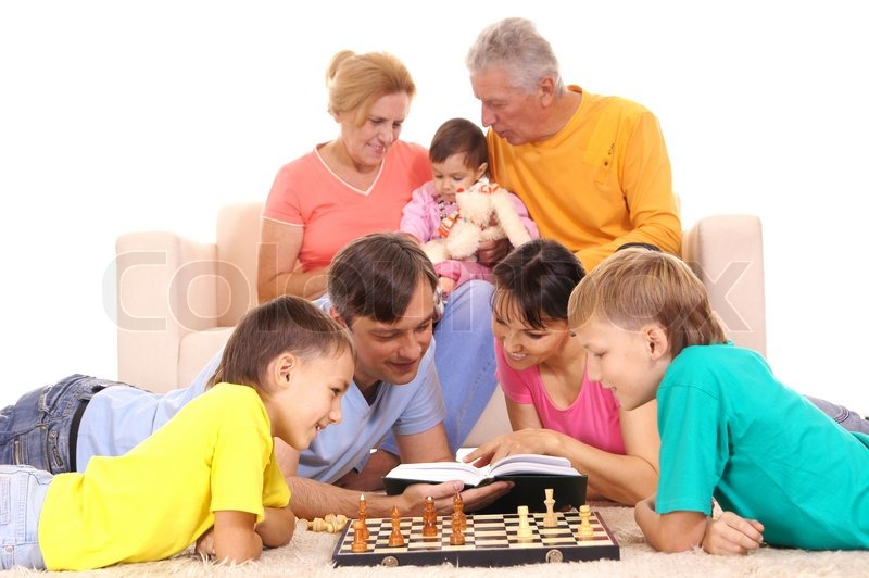 Chess Family IMAGES VI...
