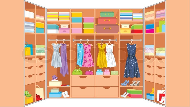 wardrobe room furniture stock photo colourbox copyright free clip art websites copyright free clip art american flag