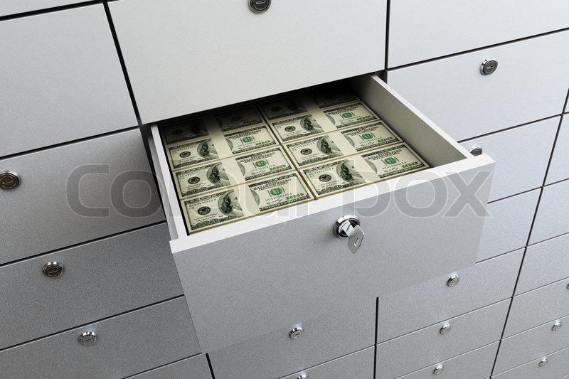 Safe Bank Money