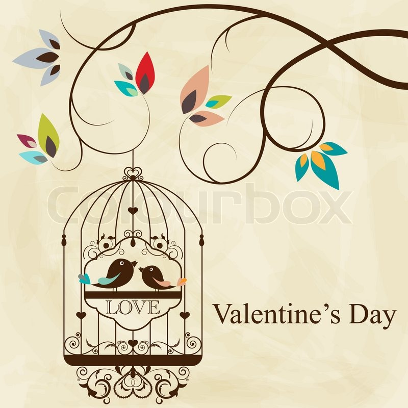 st valentine day vector