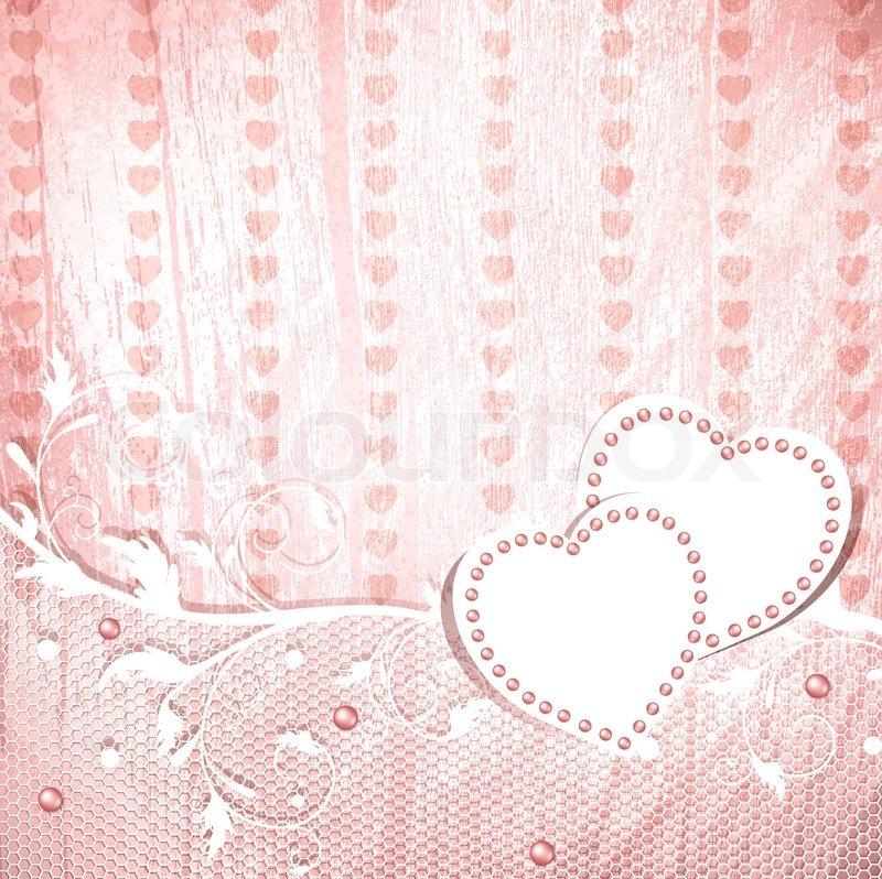 wedding vintage pink background stock photo colourbox