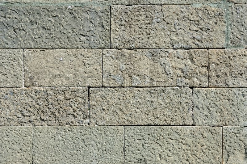 Natural Stone Faced Blocks