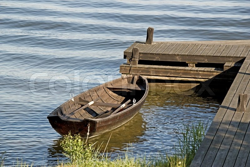 Old wooden rowboat in stockholm archipelago stock photo for What to do with an old boat